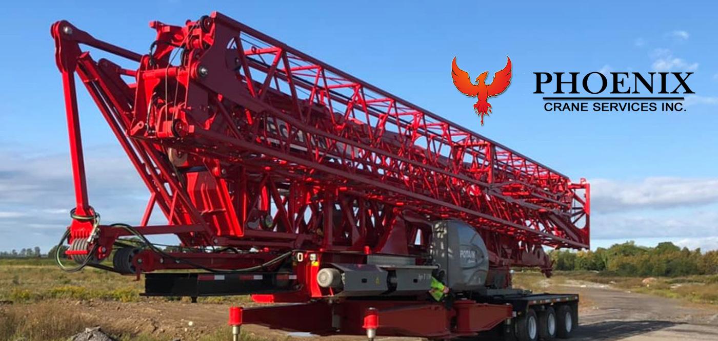 Phoenix Crane Services | Crane Operators | Rentals | in ...